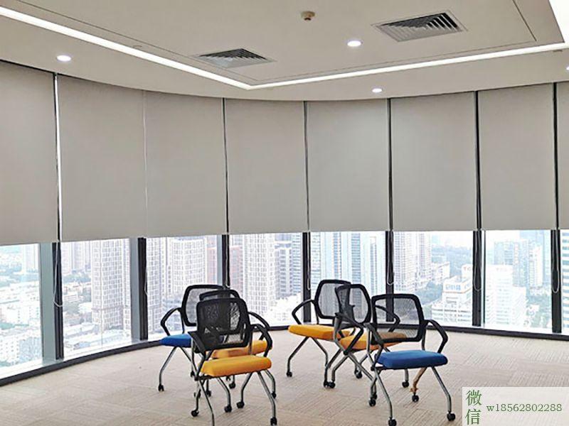 会议室一般用什么的遮光帘