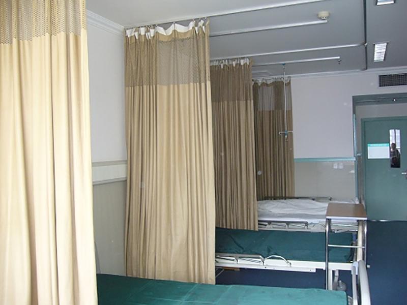 医院用的帘子是叫什么