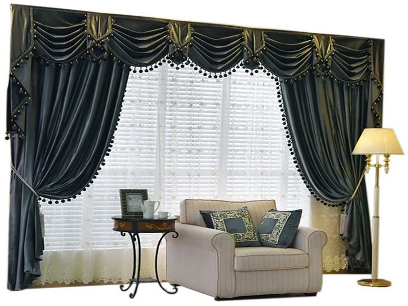 棉麻窗帘面料的特点